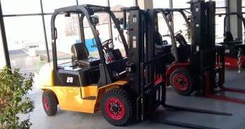 Les machines de manutention au service de la logistique