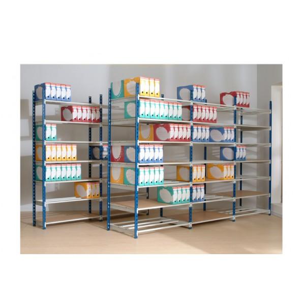 Comment optimiser le rayonnage des marchandises - Rack de stockage brico depot ...