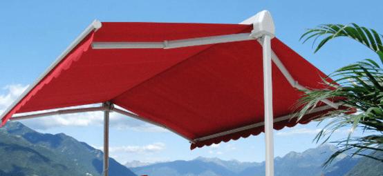 store double pente pour une protection solaire optimale. Black Bedroom Furniture Sets. Home Design Ideas