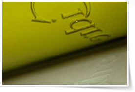 etiquette serigraphie