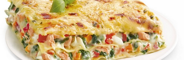 lasagne saumon weight watchers