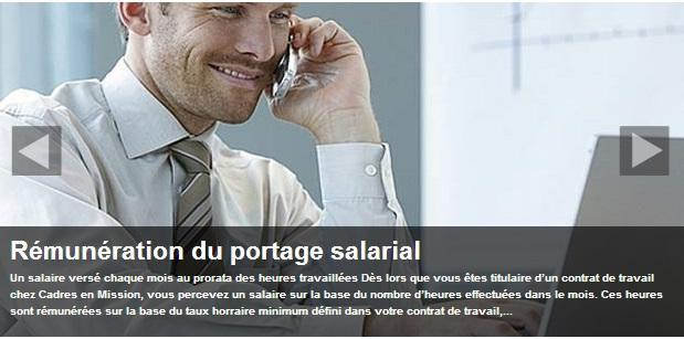 Portage salarial à Rouen