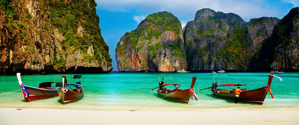 évasion en Thailande