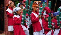 Fanfare indonesienne