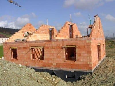 Un point sur la brique en tant que mat riau de for Construction maison brique ou parpaing