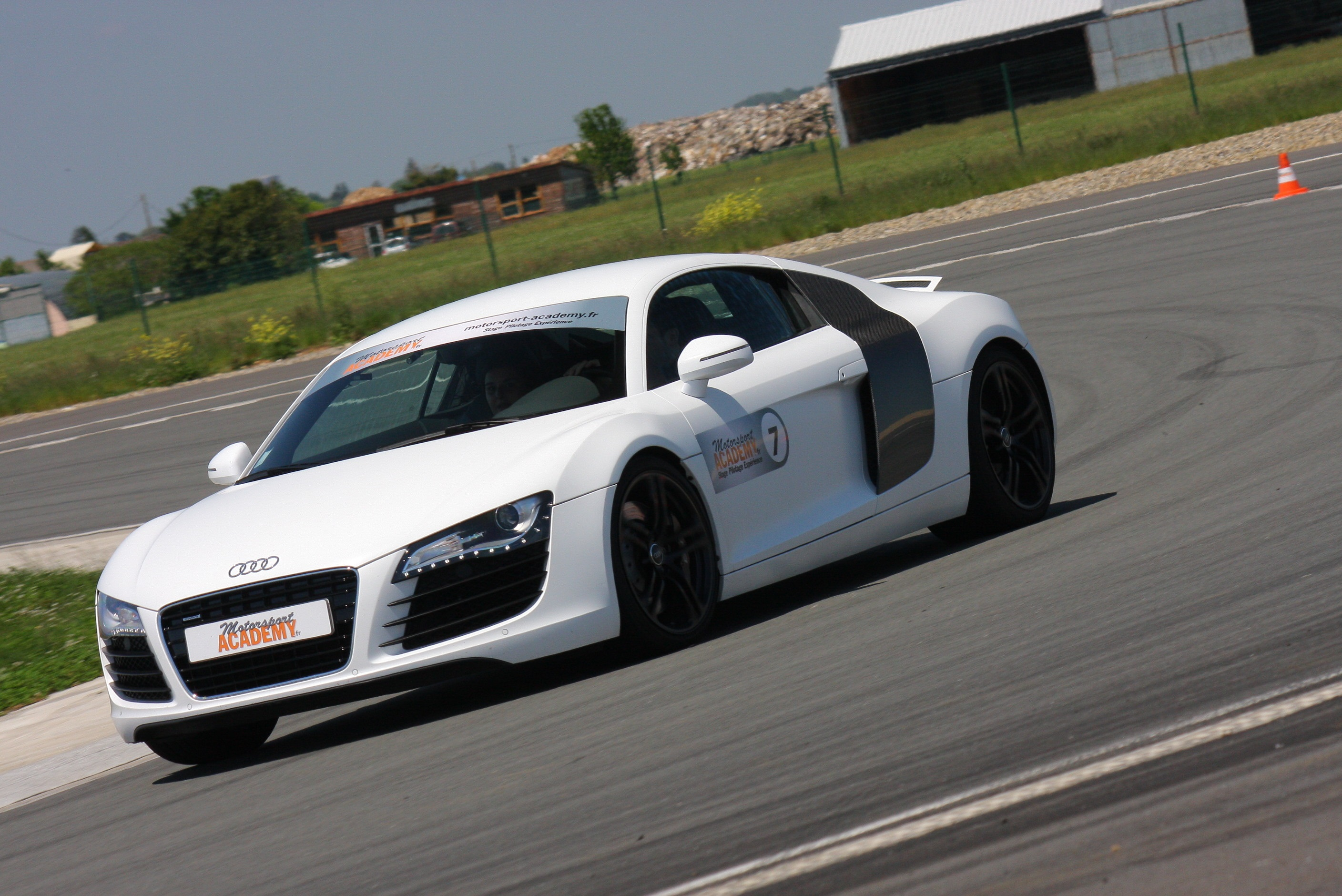 Audi R8 : voiture d'exception