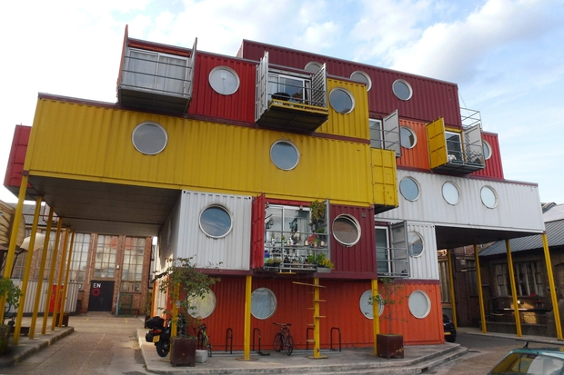 container-city-londres