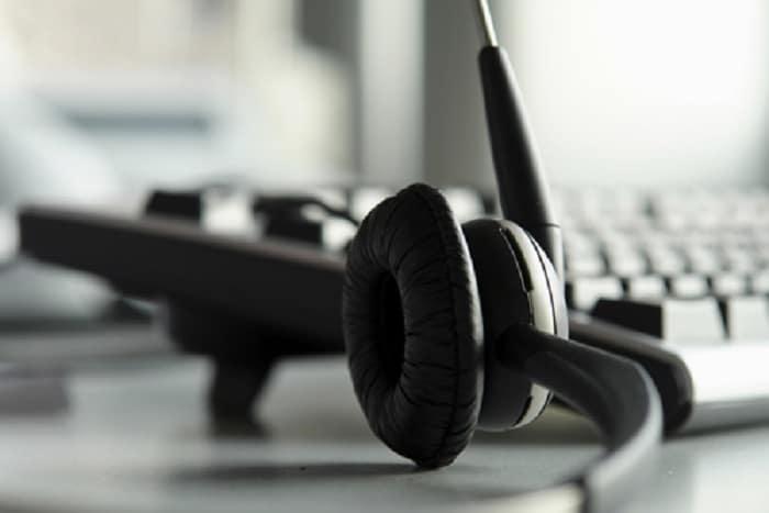 la retranscription audio