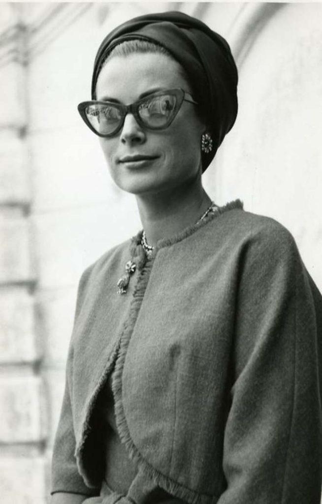 Grace Kelly, coutumière du turban