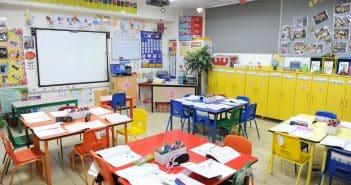 Rentrée: l'heure du grand nettoyage des classes a sonné!