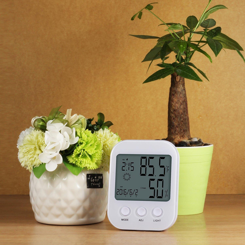 Thermom tre domestique un atout de d coration int rieure le comptoir web - Thermometre pieces maison ...