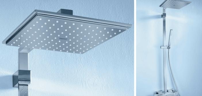 Mini guide pour bien choisir sa colonne de douche le comptoir web - Comment choisir sa colonne de douche ...