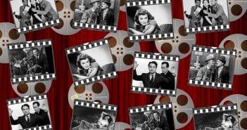 Différentes photos d'acteurs en plein casting