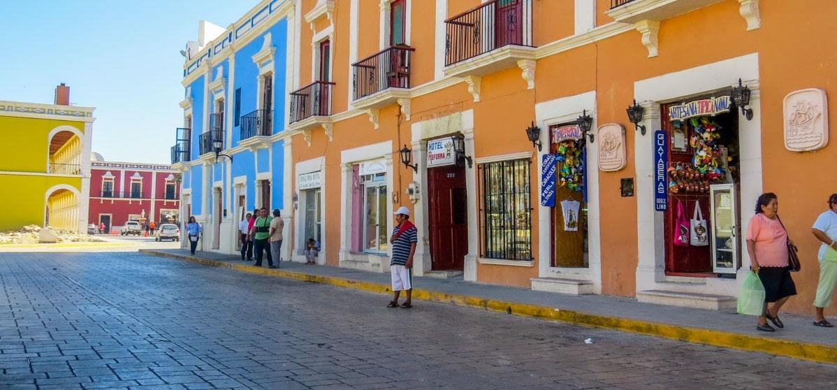 Ville de Campeche