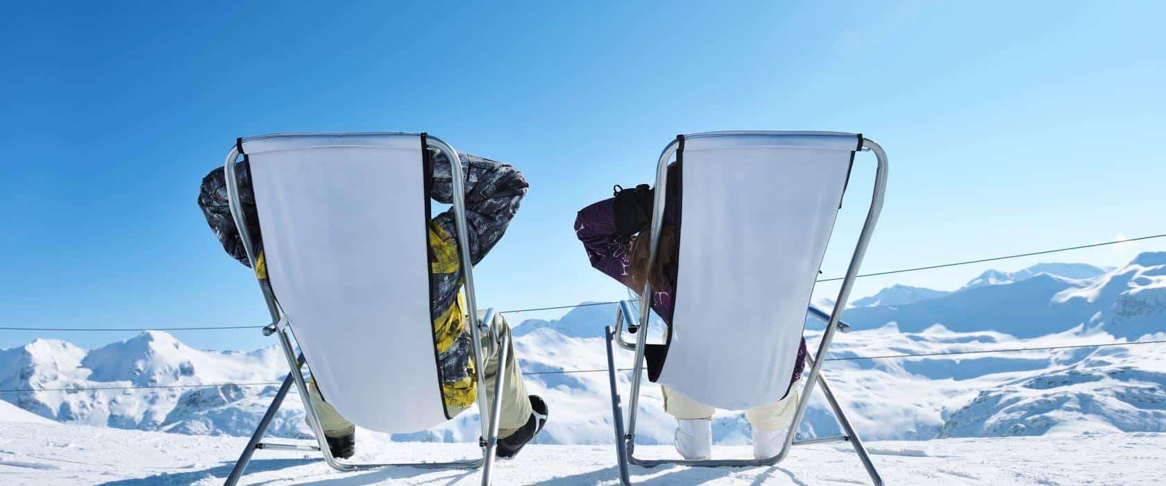 Un agréable séjour en station de ski
