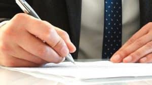 remplacer la signature par la e-signature