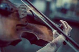 violon et archet