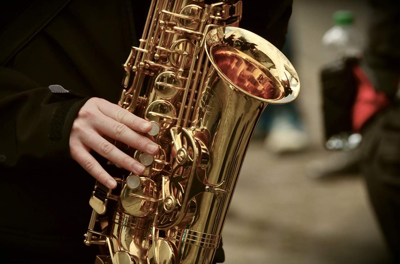 Faire usage de son saxophone