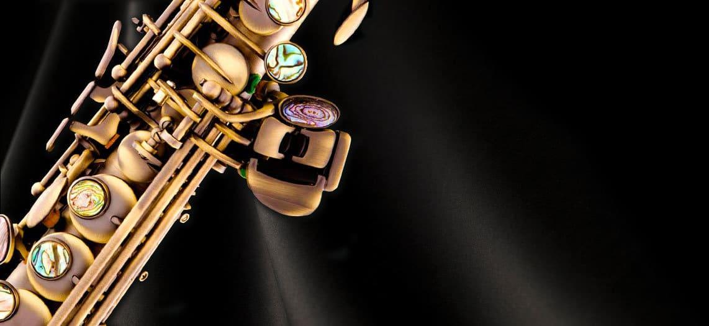 Un nouveau saxophone