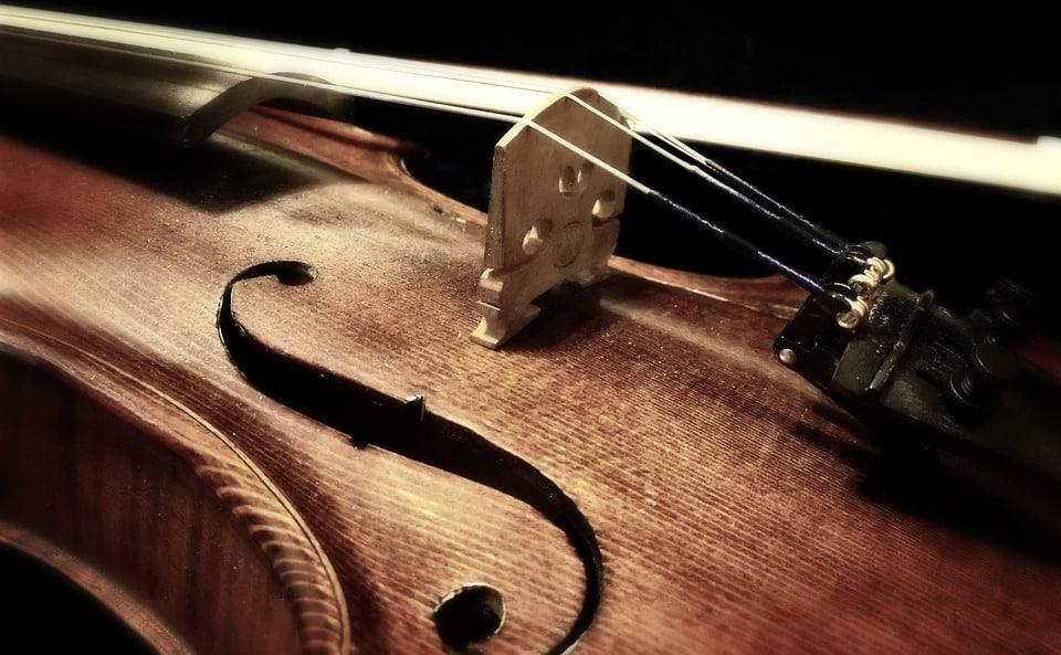 entretien violon