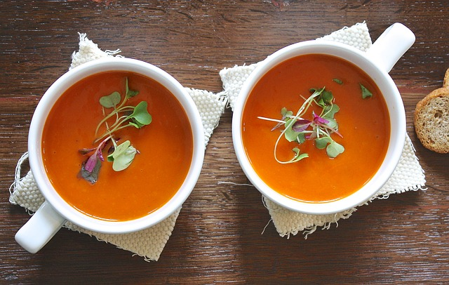 soupes brûle-graisses