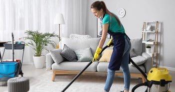 Pourquoi recourir au service de femme de ménage à domicile