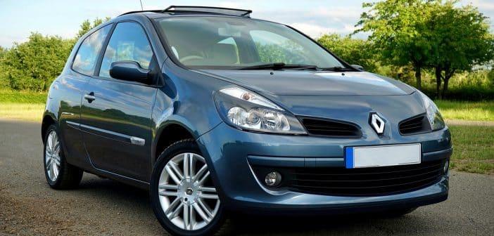 Acheter un intérieur complet pour une Renault Clio 4