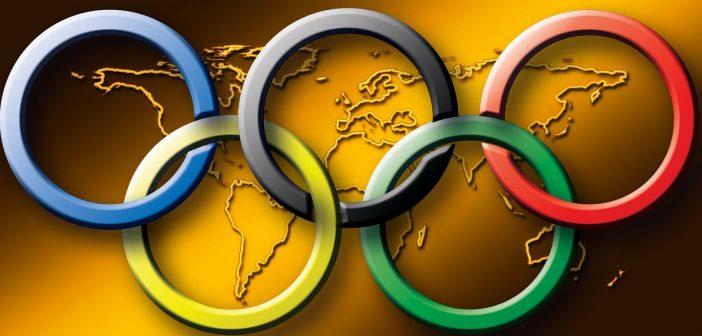Anneaux des jeux Olympiques