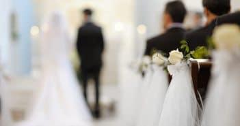 organisation d'un mariage