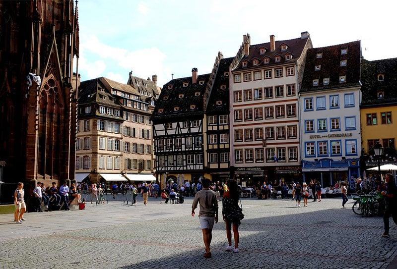 activité à faire à Strasbourg