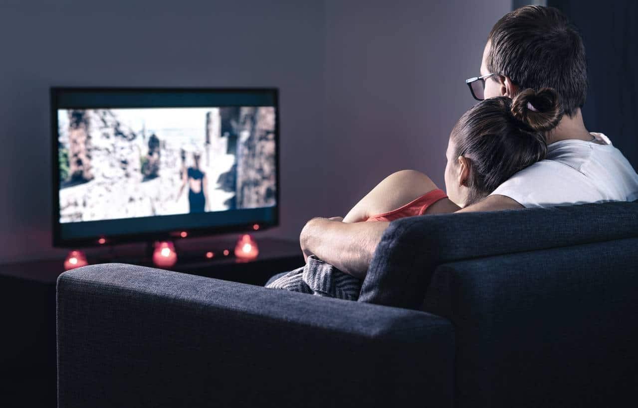 couple télévision
