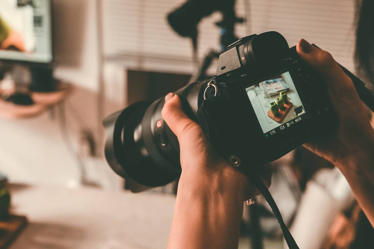 filtre polarisant photo