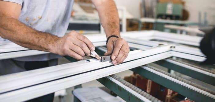 aluminium et PVC