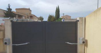 automatisme de porte