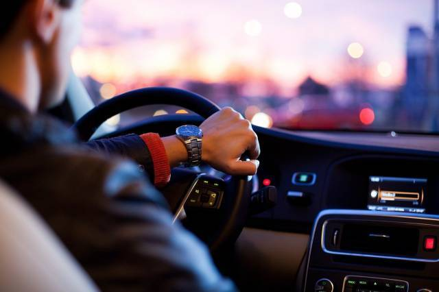 sécurité dans la voiture
